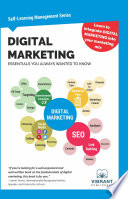 Digital Marketing Essentials You Always Wanted To Know Book PDF
