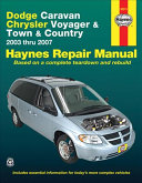 Dodge Caravan Chrysler Voyager & Town & Country