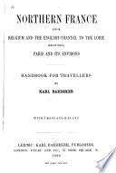 Northern France Book PDF