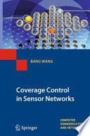 Coverage Control in Sensor Networks