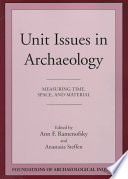 Unit Issues in Archaeology