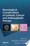 Neurological Complications of Systemic Cancer and Antineoplastic Therapy