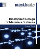 Bioinspired Design of Materials Surfaces