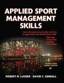 Applied Sport Management Skills