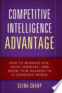 Competitive Intelligence Advantage