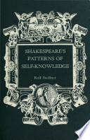 Shakespeare s Patterns of Self knowledge