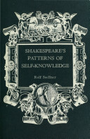 Shakespeare's Patterns of Self-knowledge