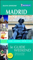 Guida Turistica Madrid. Con pianta Immagine Copertina