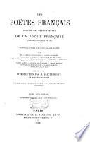 Les Poètes français