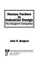 Human Factors in Industrial Design