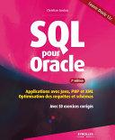 Pdf SQL pour Oracle Telecharger