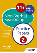 11+ Non-Verbal Reasoning Practice Papers 2