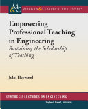 Empowering Professional Teaching in Engineering