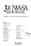 Nwsa Journal