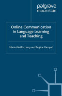 Online Communication in Language Learning and Teaching
