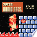 SUPER MARIO BROS. (RETRO ART)