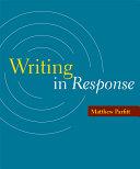 Writing in Response