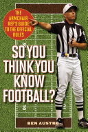 So You Think You Know Football? Book