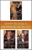 Harlequin Historical November 2021 Box Set   1 of 2