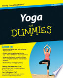 Yoga For Dummies Book