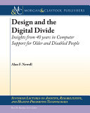 Design and the Digital Divide