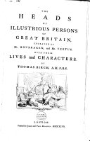 Pdf The Heads of Illustrious Persons of Great Britain