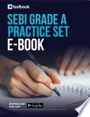 SEBI Grade A Practice Set 2021: Download Latest Guide in PDF Now!