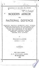 Modern Armor for National Defence