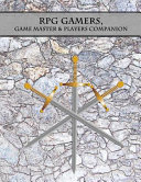 RPG Gamers  Game Master   Players Companion