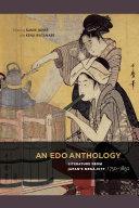 An Edo Anthology