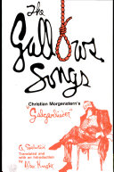 Christian Morgenstern's Galgenlieder (Gallows Songs)