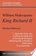 William Shakespeare: 'Richard II'