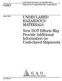 Undeclared Hazardous Materials