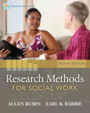 Brooks Cole Empowerment Series  Research Methods for Social Work