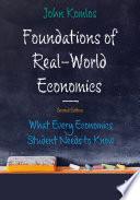 Foundations Of Real World Economics