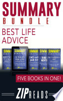 Summary Bundle   Best Life Advice Book
