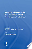 Violence And Gender In The Globalized World