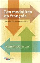 Les modalités en français