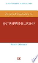 Advanced Introduction to Entrepreneurship