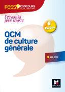 Pass'Concours - QCM de culture générale - Tous concours - Entrainement et révision