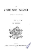 Gentleman s Magazine  Or Monthly Intelligencer