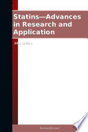 Statins   Advances in Research and Application  2012 Edition