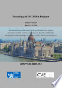Proceedings Of Iac 2020 In Budapest Book