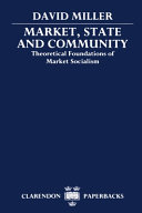 Market, State, and Community