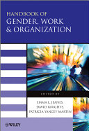 Handbook of Gender, Work and Organization Pdf/ePub eBook