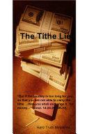 Pdf The Tithe Lie!