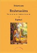 Brahmasūtra