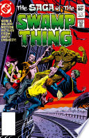 The Saga of the Swamp Thing (1982-) #3
