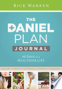 Daniel Plan Journal Book