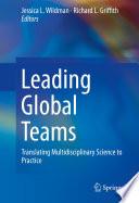 Leading Global Teams Book PDF